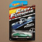 Hot Wheels 2015 Fast & Furious '72 Ford Gran Torino Sport