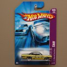 Hot Wheels 2007 Taxi Series '70 Plymouth Road Runner (black)