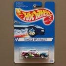 Hot Wheels 1994 Model Series Toyota MR2 Rally (white)