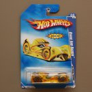 Hot Wheels 2009 HW Special Features Cloak And Dagger (yellow)