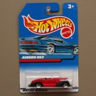 Hot Wheels 1998 Collector Series Auburn 852 (red) (SEE CONDITION)