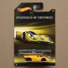 Hot Wheels 2015 Porsche Series Porsche 917K (yellow)