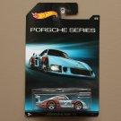 Hot Wheels 2015 Porsche Series Porsche 935-78 (pearlescent blue)