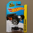 [MISSING TAMPO ERROR] Hot Wheels 2014 HW Off-Road Bone Shaker (black)