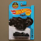 Hot Wheels 2015 HW City Batman Arkham Knight Batmobile