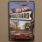 Hot Wheels Boulevard Case N '84 Mustang SVO