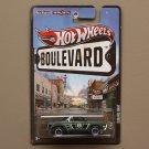 Hot Wheels Boulevard Case N Subaru Brat