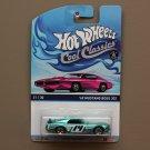 Hot Wheels 2014 Cool Classics '69 Mustang Boss 302