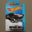 Hot Wheels 2015 HW City '71 El Camino (black)