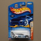 Hot Wheels 2003 Tech Tuners Ford Focus (silver)