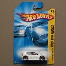 Hot Wheels 2007 New Models Volkswagen Golf GTI (white)