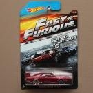 Hot Wheels 2015 Fast & Furious '69 Dodge Charger Daytona