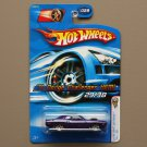 Hot Wheels 2006 First Editions '70 Dodge Challenger HEMI (purple) (Faster Than Ever)