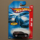 Hot Wheels 2007 Code Cars Audacious (black)