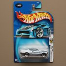 Hot Wheels 2004 First Editions '68 Chevy Nova (pearlescent blue)