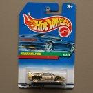 Hot Wheels 1998 Dash 4 Cash Series Ferrari F40 (gold) (SEE CONDITION)