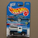 Hot Wheels 1998 Collector Series Oshkosh P-Series Snow Plow (blue/white) (SEE CONDITION)