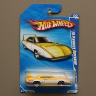 Hot Wheels 2010 Muscle Mania '70 Plymouth Superbird (yellow)