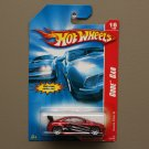 Hot Wheels 2007 Code Cars Honda Civic Si (red)