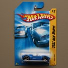 Hot Wheels 2007 New Models Ford GTX1 (blue)