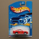 Hot Wheels 2002 Collector Series Porsche 959 (red) (SEE CONDITION)