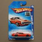 Hot Wheels 2008 HW All Stars '71 Plymouth GTX (orange)