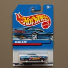 Hot Wheels 1998 Collector Series Olds 442 (blue)