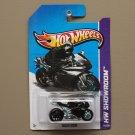 Hot Wheels 2013 HW Showroom Ducati 1098R (black) (SEE CONDITION)
