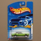 Hot Wheels 2002 First Editions '68 Mercury Cougar (green)