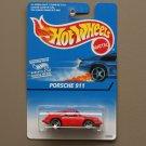 Hot Wheels 1997 Collector Series Porsche 911 (red)