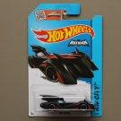 Hot Wheels 2015 HW City Batmobile (Batman: The Brave And The Bold) (black)