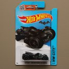 Hot Wheels 2015 HW City Batman Arkham Knight Batmobile