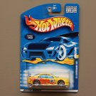 Hot Wheels 2001 Collector Series Holden Commodore SS (VT) (yellow)