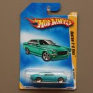 Hot Wheels 2009 HW Premiere Custom V8 Vega (teal)