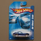 Hot Wheels 2007 HW All Stars '63 Corvette (blue)