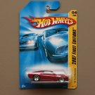Hot Wheels 2007 First Editions '69 Ford Mustang (burgundy)