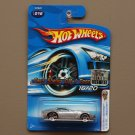 Hot Wheels 2005 First Editions (Realistix) Ford Shelby GR-1 Concept (silver)