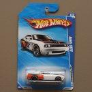 [TAMPO ERROR] Hot Wheels 2010 HW Performance Dodge Challenger SRT8 (white)