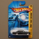 Hot Wheels 2007 First Editions '66 Chevy Nova (black)
