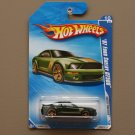 Hot Wheels 2010 Faster Than Ever '07 Ford Shelby GT500 (green)