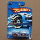 Hot Wheels 2005 Collector Series Saleen S7 (blue)
