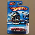 Hot Wheels 2006 First Editions '69 Corvette ZL-1 (red) (Faster Than Ever)