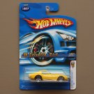 Hot Wheels 2006 First Editions '69 Corvette ZL-1 (yellow)