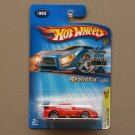 Hot Wheels 2005 First Editions (Realistix) Ferrari 575 GTC (red)