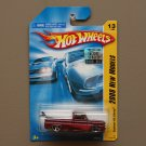 Hot Wheels 2008 New Models Custom '62 Chevy (burgundy)