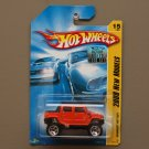Hot Wheels 2008 New Models Hummer H2 SUT (orange)