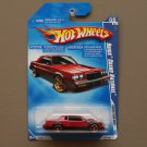 Hot Wheels 2009 Faster Than Ever Buick Grand National (burgundy)