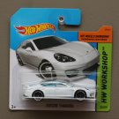 Hot Wheels 2015 HW Workshop Porsche Panamera (white)