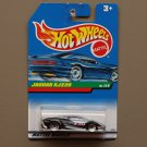 Hot Wheels 1998 Dash 4 Cash Series Jaguar XJ220 (silver) (SEE CONDITION)