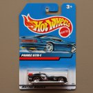 Hot Wheels 1999 Collector Series Panoz GTR-1 (black)